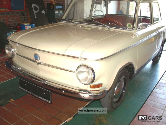 NSU  Prinz 4 1967 Vintage, Classic and Old Cars photo