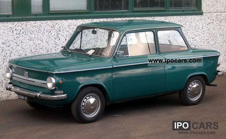 1971 NSU  Prince 4 L Limousine Used vehicle photo