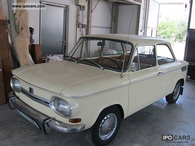 NSU  PRINCE 1000 C 1970 Vintage, Classic and Old Cars photo