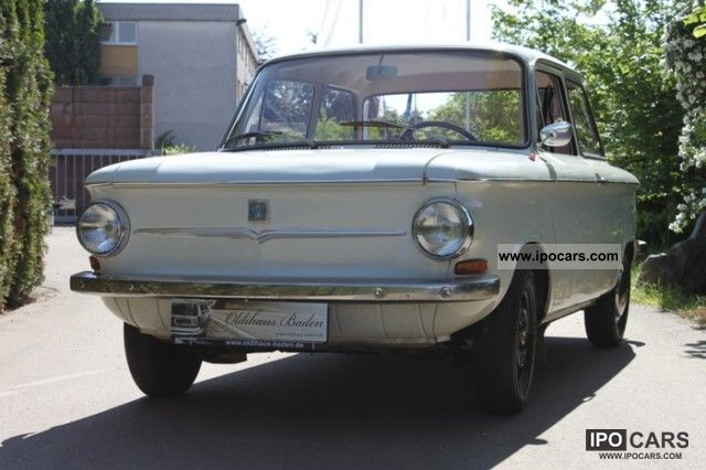 NSU  Prinz 4 1968 Vintage, Classic and Old Cars photo