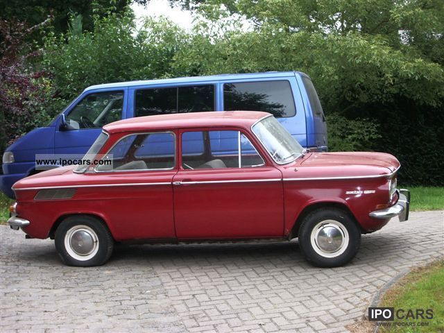 NSU  Prinz 1000 L 1965 Vintage, Classic and Old Cars photo