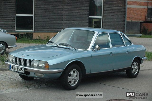 1972 NSU  RO 80 Limousine Classic Vehicle photo