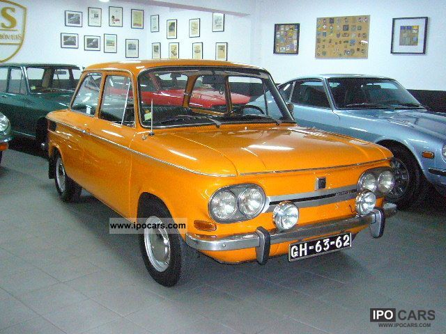 NSU  1200 TT 1969 Vintage, Classic and Old Cars photo