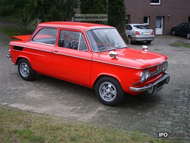 1968 NSU  1200 TT Limousine Classic Vehicle photo