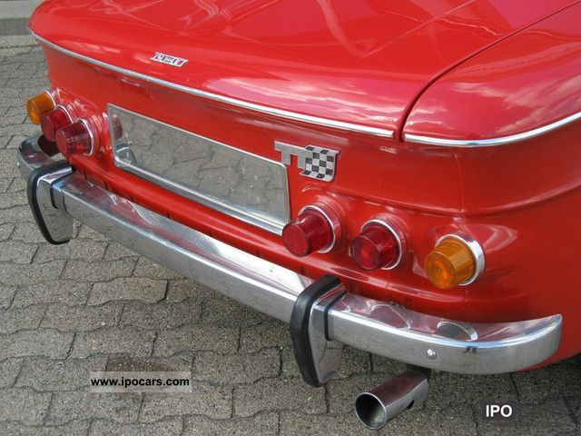 NSU  1200 TT 1972 Vintage, Classic and Old Cars photo