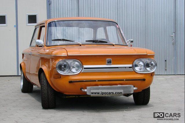 NSU  TTS 1970 Vintage, Classic and Old Cars photo
