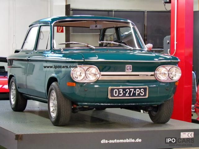 1970 NSU  Original 1200 TT reconstruction Other Classic Vehicle photo