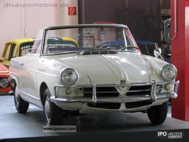 NSU  Wankel Spider orig. 6600mls new condition 1967 Vintage, Classic and Old Cars photo