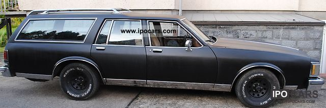 1986 Oldsmobile  Custom Cruiser Estate Car Used vehicle photo
