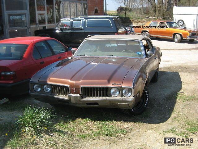 Oldsmobile  Cutlass 1969 Vintage, Classic and Old Cars photo