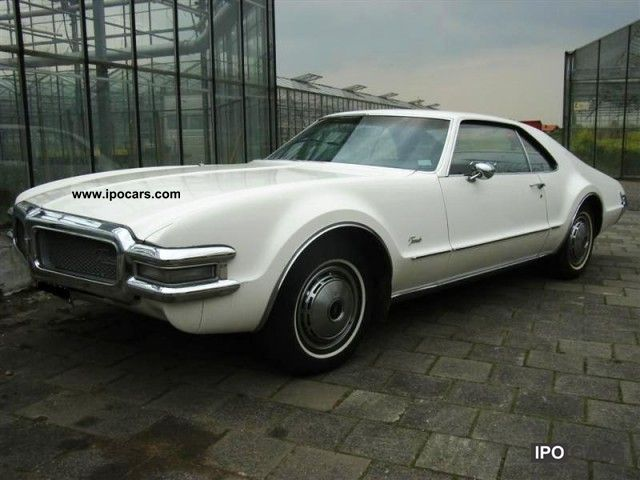 Oldsmobile  Toronado 1968 Vintage, Classic and Old Cars photo