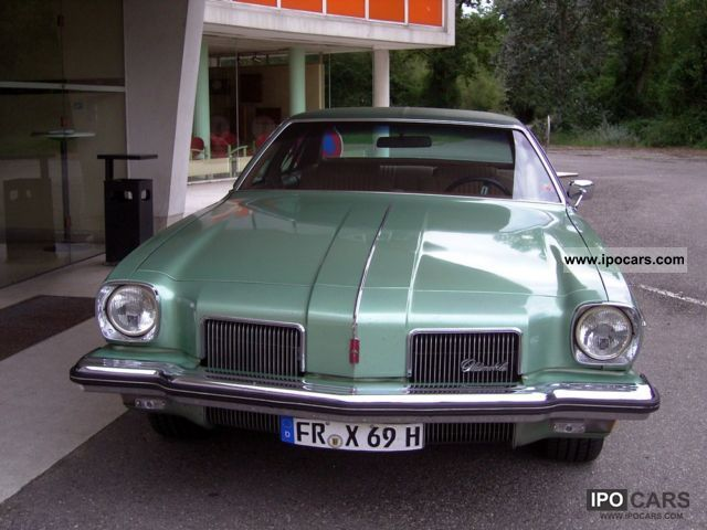 Oldsmobile  Cutlass Salon 1973 Vintage, Classic and Old Cars photo