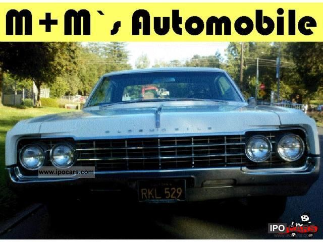 Oldsmobile  98 Classic Coupe 425cui Super Rocket Air 1965 Vintage, Classic and Old Cars photo