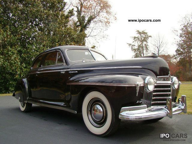 Oldsmobile  coupe 1941 Vintage, Classic and Old Cars photo