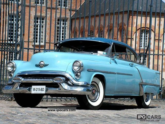 Oldsmobile  HARDTOP COUPE S88 1953 Vintage, Classic and Old Cars photo