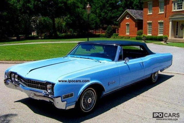 Oldsmobile  Ninety Eight Convertible 7.1 V8 aut 1966 Vintage, Classic and Old Cars photo