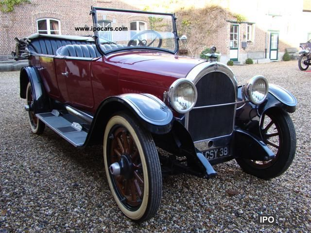 1921 Oldsmobile 43at 1921 Car Photo And Specs