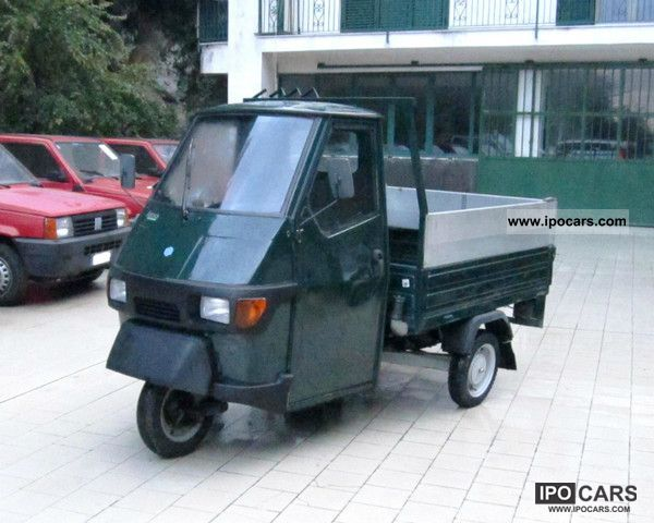 2000 Piaggio  APE Other Used vehicle photo