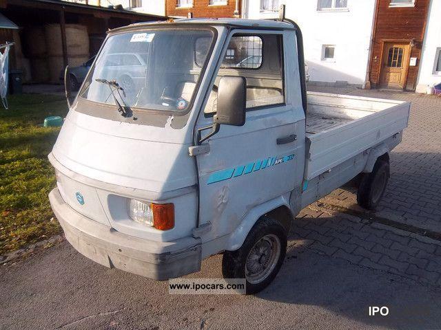 1993 Piaggio  APE Porter flatbed 220 \ Off-road Vehicle/Pickup Truck Used vehicle photo