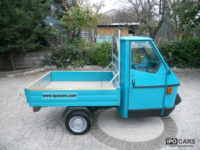 1991 Piaggio  Ape 50 cc *** BELLISSIMA - DA COLLEZIONE *** Off-road Vehicle/Pickup Truck Used vehicle photo