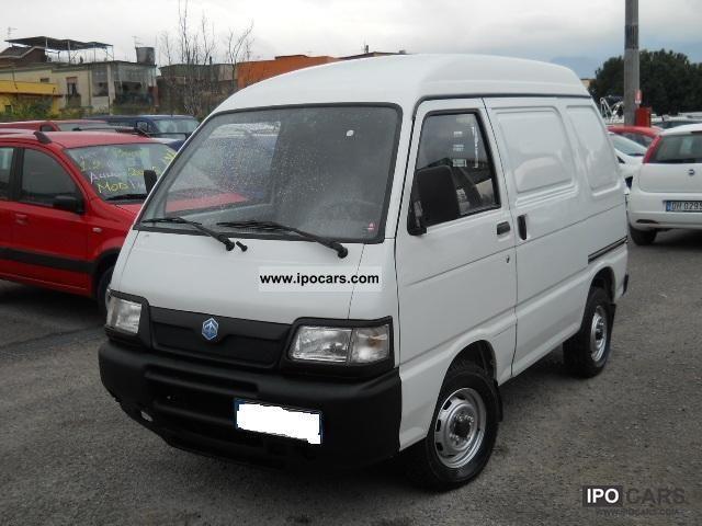 2006 Piaggio  Porter Blind Van 3.1 763-552-833 Van / Minibus Used vehicle photo
