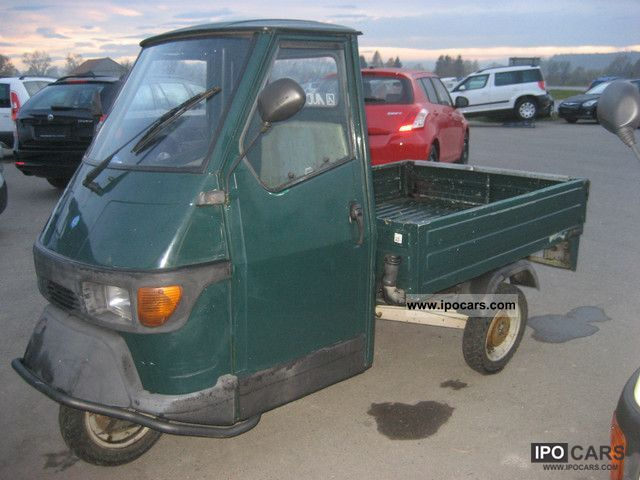 2001 Piaggio  50 Platform Off-road Vehicle/Pickup Truck Used vehicle photo