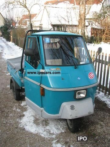 1992 Piaggio  APE Other Used vehicle photo