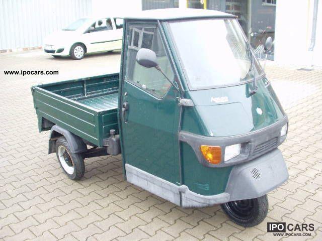 2002 Piaggio  APE 50 Platform Other Used vehicle photo