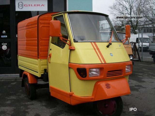 2008 Piaggio  APE Other Used vehicle photo