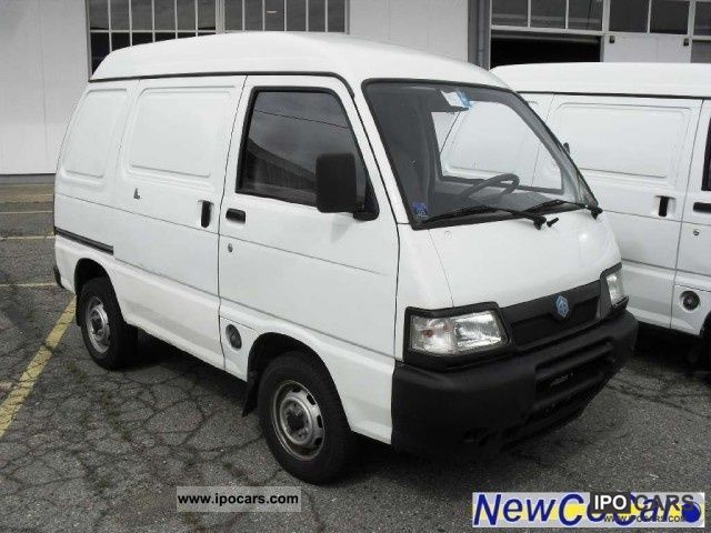 2006 Piaggio  Porter V B16 Blind Van 1.3 16v 65CV Other Used vehicle photo