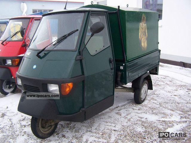 2004 Piaggio  50 box / platform Off-road Vehicle/Pickup Truck Used vehicle photo