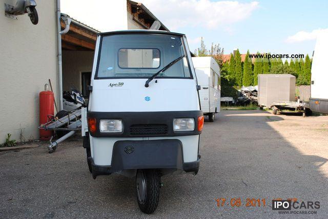 2011 Piaggio  APE Small Car New vehicle photo