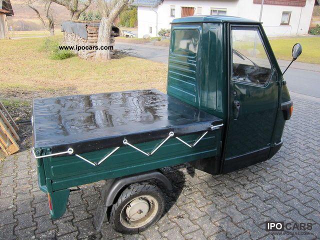 2006 Piaggio  APE 50, 102ccm Off-road Vehicle/Pickup Truck Used vehicle photo