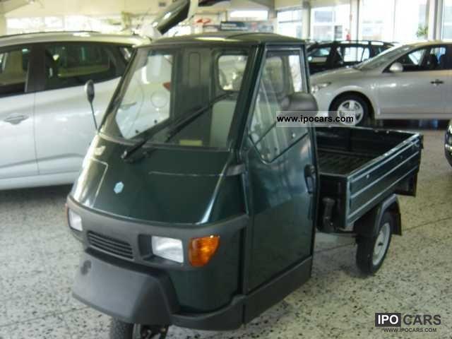 2005 Piaggio  APE 50 C 80 Pick Up Platform Off-road Vehicle/Pickup Truck Used vehicle photo