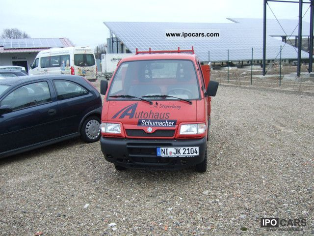 2004 Piaggio  Porter Tipper Other Used vehicle photo