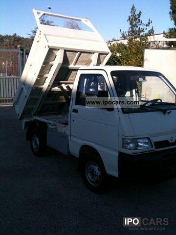 2001 Piaggio  Porter 4x4 con ribaltabile posterior Other Used vehicle photo