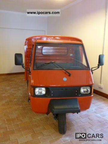 2011 Piaggio  TM 703 V Bus Other New vehicle photo