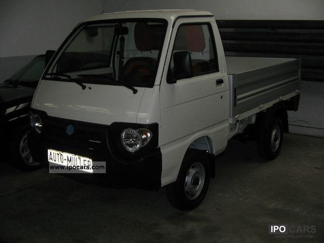2011 Piaggio  Quargo diesel Off-road Vehicle/Pickup Truck New vehicle photo