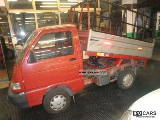 2005 Piaggio  1.4DIESEL CASSONATO RIBALTABILE ELETTRICO Other Used vehicle photo