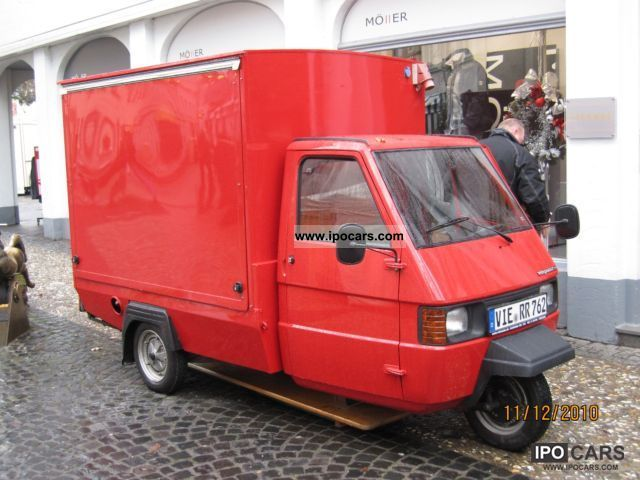 1998 Piaggio  Vehicle Sales Other Used vehicle photo