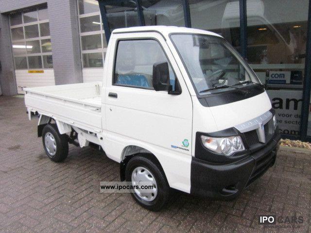 2012 Piaggio  NEW: Porter Pickup 1.3 16V, ECO POWER BI-FUEL Off-road Vehicle/Pickup Truck Used vehicle photo