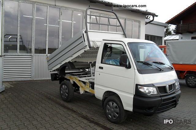 2011 Piaggio  Trucks with ABS + Alubordwand Other New vehicle photo