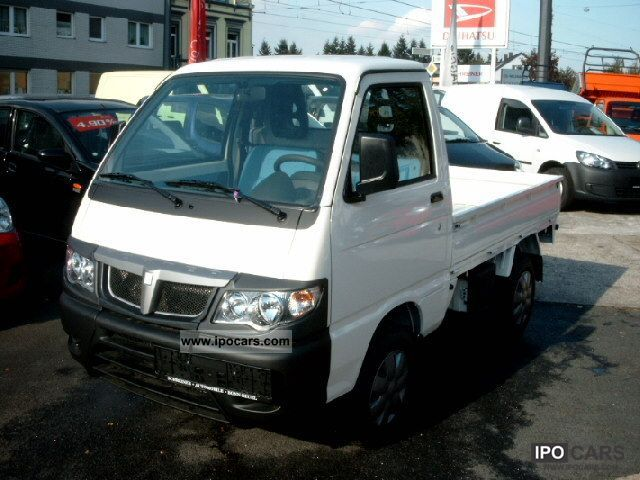 2012 Piaggio  Porter (Daihatsu HiJet) Pickup ABS TURBO DIESEL Off-road Vehicle/Pickup Truck Pre-Registration photo