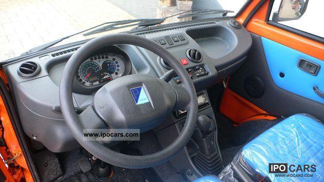 2012 Piaggio Porter Top Deck Extra 1 3 16v Car Photo And