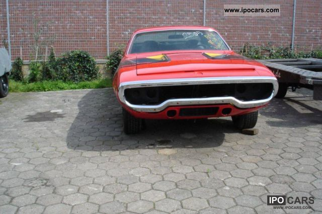 Plymouth  Satellite 440 1971 Vintage, Classic and Old Cars photo