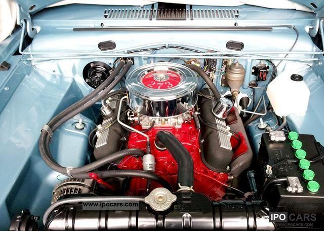 1965 Plymouth Barracuda Formula S Cuda 273 Car Photo And