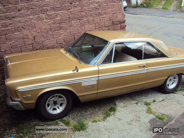 1965 Plymouth  Fury III Coupe 440 Musclecar Sports car/Coupe Used vehicle photo