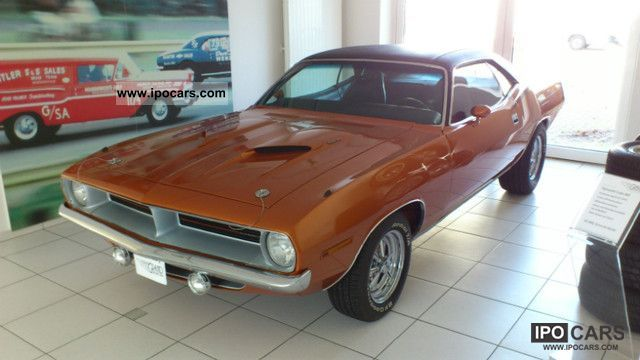 Plymouth  Cuda 1970 Vintage, Classic and Old Cars photo