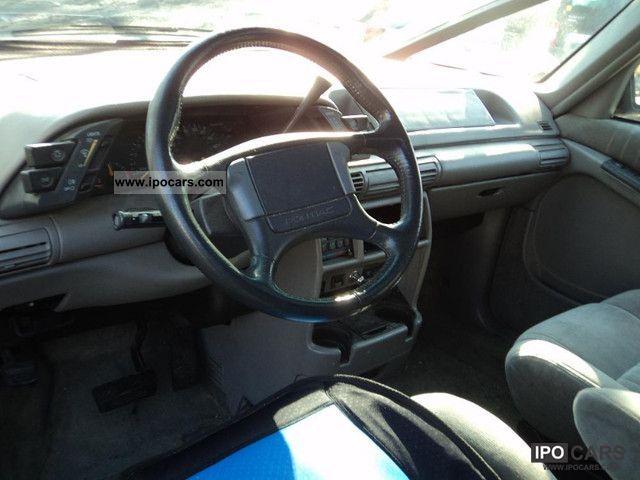 1993 Pontiac Trans Sport 3 8 V6 Automatic