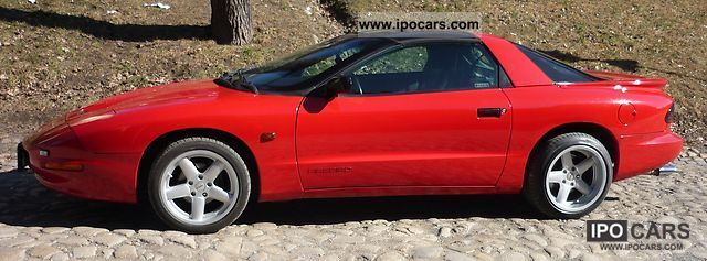 1994 Pontiac Firebird Sports Car Coupe